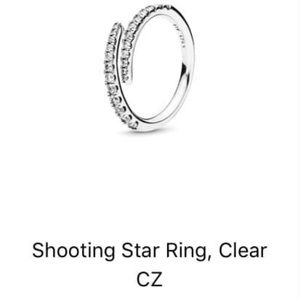 Shooting Star, pandora ring